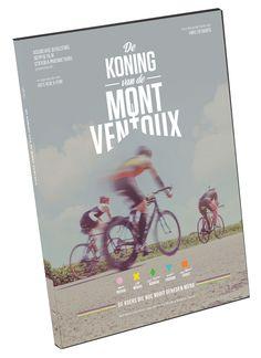 De Koning van de Mont Ventoux @ Daltonshop.be // De Koning van de Mont Ventoux is een spannende wedstrijd tussen vijf generaties winnaars van hun Tour de France etappe naar de top van de legendarische Mont Ventoux.