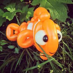 Day 228: Purple-Spotted #Garden #Snail #BalloonAnimals