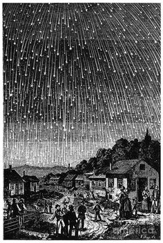 """""""The rocks rained from the sky and changed the earth..."""" #meteorshower @stonefeverbook Leonid Meteor Shower, Solis, Great Awakening, Thing 1, Botanical Drawings, Illustrations, Outdoor Art, Natural History, City Photo"""