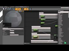 Unreal Engine 4. Glass material tutorial. - YouTube