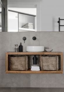 Best Free of Charge Bathroom Sink and vanities Ideas Toilet sinks/wasbasins come in many different installing options. Most of these option is as different as thei. Diy Bathroom Decor, Bathroom Furniture, Bathroom Interior, Bathroom Storage, Modern Bathroom, Master Bathroom, Bathroom Ideas, Toilet Sink, Guest Toilet