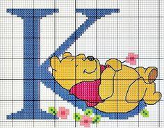 Winnie the Pooh - K