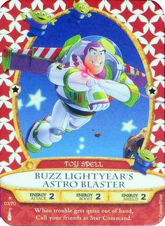 Buzz Lightyears Astro Blaster