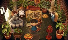 A blog dedicated to posting Animal Crossing: New Leaf rooms and towns to give people ideas and...