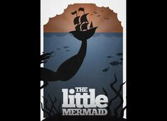 The Little Mermaid // Movie Poster