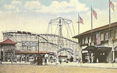 Riverview Park The Coney Island of DETROIT by TheOldBarnDoor