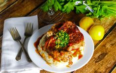 Slow Cooked Osso Buco