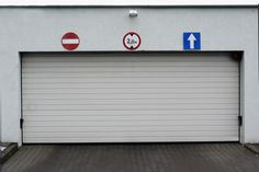 new garage door plan.