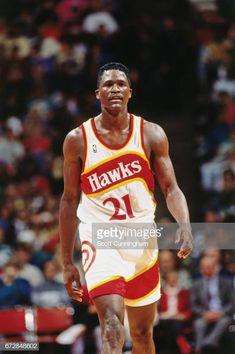 Basketball Is Life, Basketball Pictures, Basketball Legends, Basketball Players, Los Angeles Clippers, Atlanta Hawks, Dikembe Mutombo, Michael Jordan Art, Jordan Quotes