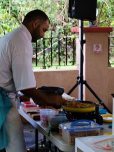 Cooking demonstrations were a massive hit at The Sparman Clinic Healthy Living Expo