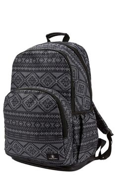 Volcom 'Fieldtrip' Print Backpack