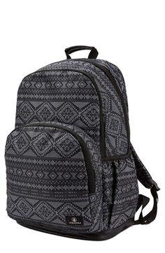 Volcom 'Fieldtrip' Print Backpack