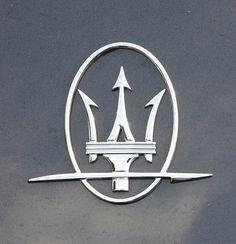 Maserati Car Logo