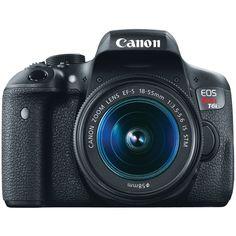 Canon 24.2 Megapixel Rebel T6s Digital Slr Camera (body Only)