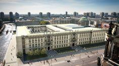 Berliner Schloss - Eldaco / 3D Visualisierung & Rekonstruktion
