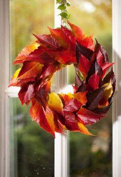 Christmas Wreaths, Fall, Autumn, Flowers, Crafts, Lavender, Decor, Diy, Manualidades