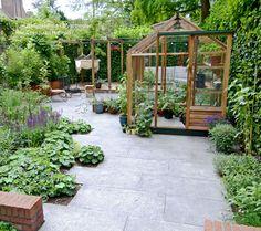 (notitle) - Travel along the world~ - wintergarten Small Space Gardening, Garden Spaces, Small Gardens, Outdoor Gardens, Dream Garden, Home And Garden, Landscape Design, Garden Design, Tiny Garden Ideas