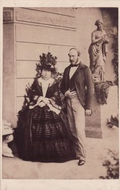Queen Victoria's and Prince Albert