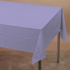 Might do table cloth deep blue instead to look like water.