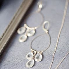 I could make these!! Earring ideas