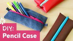 Back to School DIY Pencil Case