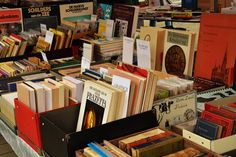 Here is a list of top reads for artists around the world.