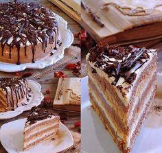 PLAZMA TORTA – Ako je niste do sada probali…jednostavno morate…savrsenstvo okusa u svakom zalogaju…topi se u ustima! « Kolaci za 10 Brze Torte, Kolaci I Torte, Cupcake Recipes, Baking Recipes, Cookie Recipes, Torta Recipe, Torte Cake, Croatian Recipes, Lava Cakes