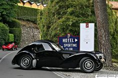 The Queen: Bugatti Atlantic owned by Ralph Lauren