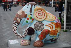 Elephant Parade, Copenhagen