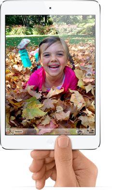 Apple introduces 7.9-inch iPad mini on November 2nd