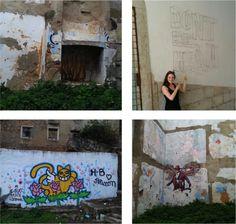 Jamie Lee, Paris, Lisbon, Portugal, Street Art, Tours, Culture, City, Frame