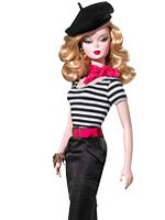 The Artist Silkstone Barbie from Barbie Fashion Model Collection 2008