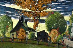 Marc-Aurèle Fortin (March 1888 – March was a Québécois painter. Canadian Painters, French Colonial, Colonial Architecture, Art Studies, Photos, Auction, Sky, Artwork, March
