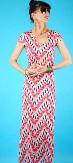 New arrivals!!! Maxi dress with cap sleeves 39.99