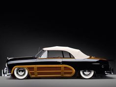 1950 Ford Sportsman Custom..Re-pin...Brought to you by #CarInsurance at #HouseofInsurance in Eugene, Oregon
