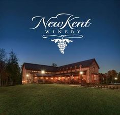 New Kent Winery - Fabulous Chardonnay...it won the Governor's Cup White Award in 2011.