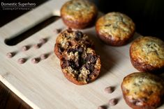 If you haven't tried The Best Banana Bread or Muffin recipe, (you are seriously missing out) this is the perfect time to go ahead and make it!  If you happen to have a small sweet tooth, like I do, then you might like the addition of chocolate chips to this recipe.  The recipe is the...Read More »