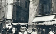 Travesia de Bringas en 1951, hoy desaparecida