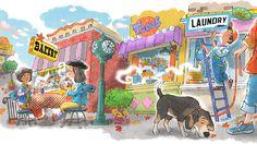 John Nez Illustration - eBook Apps
