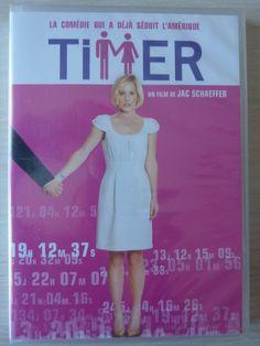 DVD Timer ,Emma Caulfield , Amedori , Harrington neuf sous blister