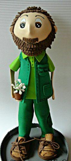 Fofucho jardinero