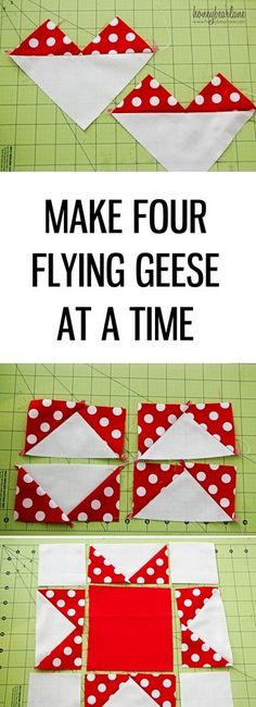 Check out this flying geese quilt block cheat sheet! single flying geese and 4 at a time flying geese infographic Quilting Tips, Quilting Tutorials, Machine Quilting, Quilting Projects, Quilting Designs, Sewing Projects, Log Projects, Star Quilt Blocks, Star Quilts