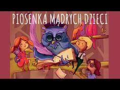 Mała Orkiestra Dni Naszych - Piosenka mądrych dzieci 🦉 Piosenki dla dzieci - YouTube Malaga, Education, Youtube, School, Fictional Characters, Therapy, Onderwijs, Fantasy Characters, Learning