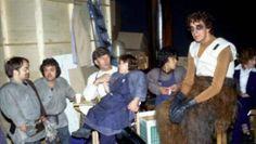 rare behind the scenes photos star wars 14 A few rare photos on the set of the only Star Wars movies that matter (43 Photos)