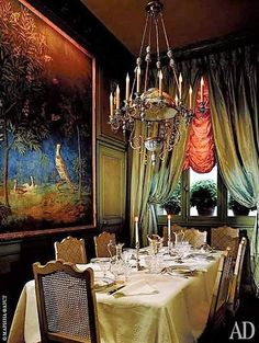 How To Decorate Your Dinner Table Luxury Decor, Dream Rooms, Dinner Table, Decoration, Interior Decorating, Table Settings, Room Decor, Dining Rooms, Design