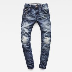 G-Star Raw Occotis 5620 G-Star Elwood 3d Boyfriend Jeans ($220) ❤ liked on Polyvore featuring jeans, denim jeans, white jeans, biker jeans, boyfriend fit jeans and low waist jeans