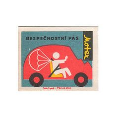 (uppercaseyyc) Tags: vintage label matchbox