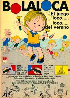 LA SANDUNGA: TE ACUERDAS DE... LOS JUGUETES DE LOS 60 Y 70