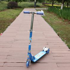 69.00$  Watch now - http://ali95y.worldwells.pw/go.php?t=32350650065 - free shipping scooter children fit for 2-8 years height adjustable 78x60 cm 69.00$