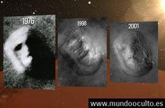 Ex científico de la NASA confirma que La cara gigante y la pirámide encontradas en Marte son reales